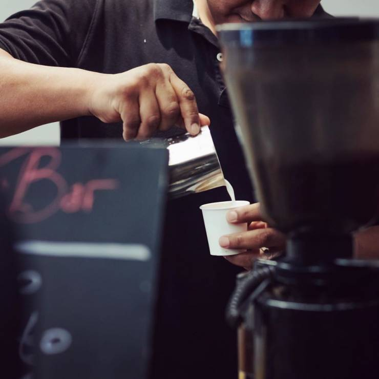 Mobile Barista Services